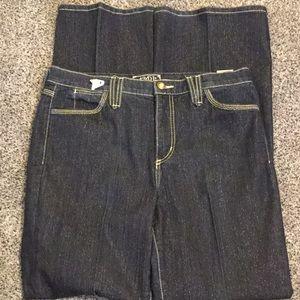 NYDJ size 12 sparkle blue jeans